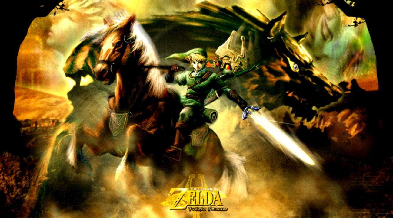 The Legend Of Zelda Wallpaper Hd Widescreen The Great Wallpapers