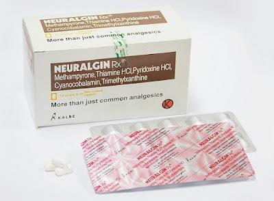 Harga Obat Neuralgin Terbaru 2017 Obat Pereda Nyeri