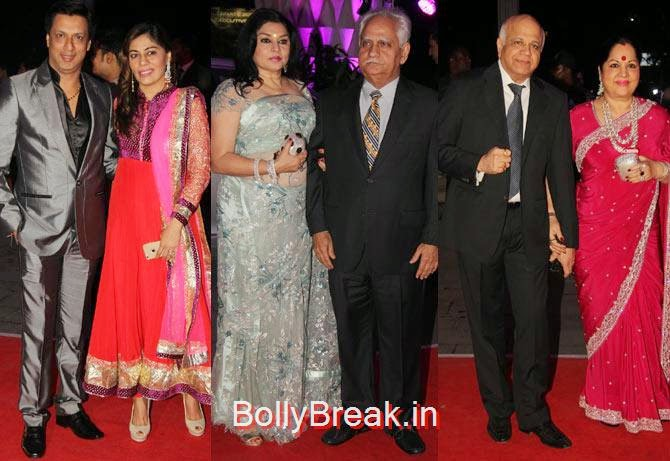 , Celebs At Kush Sinha's reception