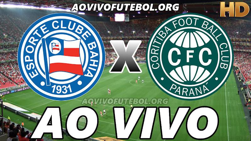 Bahia x Coritiba Ao Vivo HD TV PFC