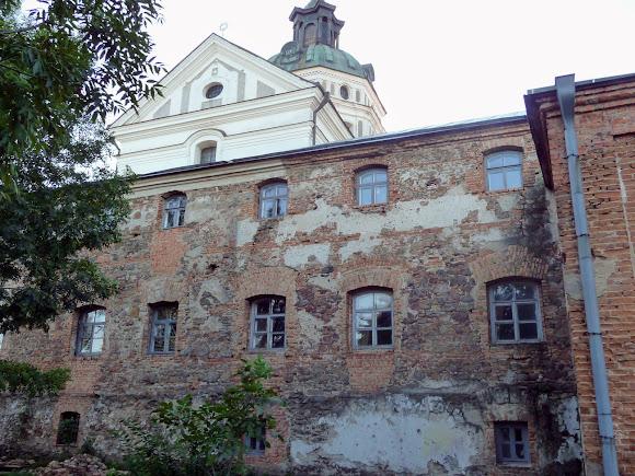 Бердичів. Фортеця-монастир Босих Кармелітів