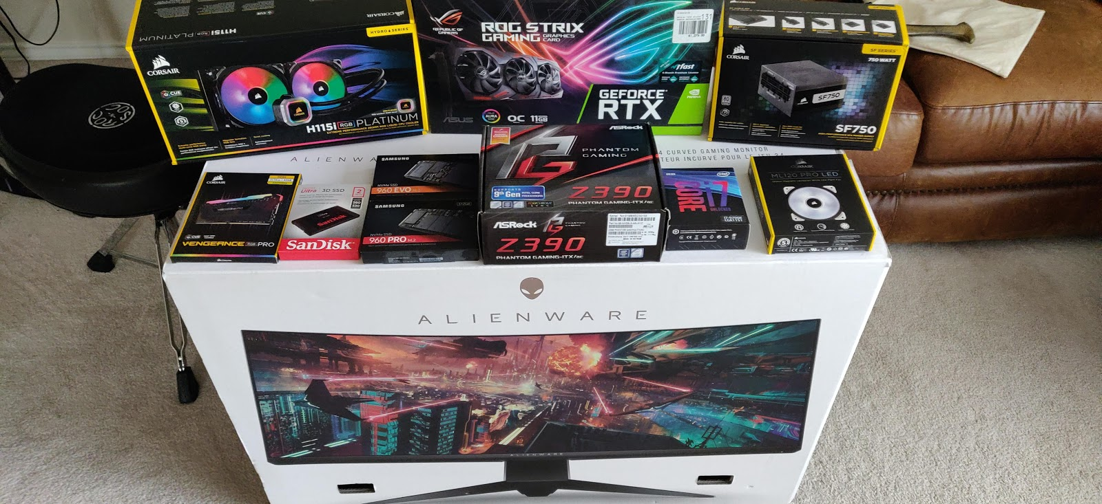 New PC Build for 2019 - | Exit | the | Fast | Lane |