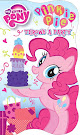 My Little Pony Pinkie Pie Throws a Party Books