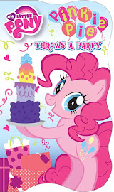 MLP Pinkie Pie Throws a Party Book Media