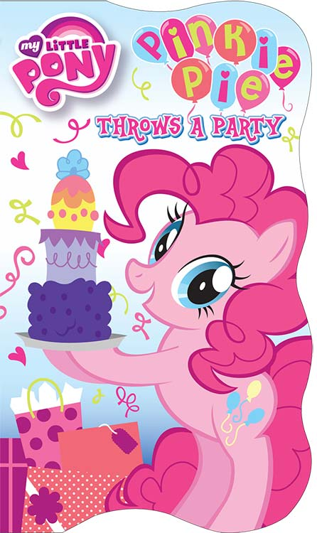 my little pony: pinkie pies party
