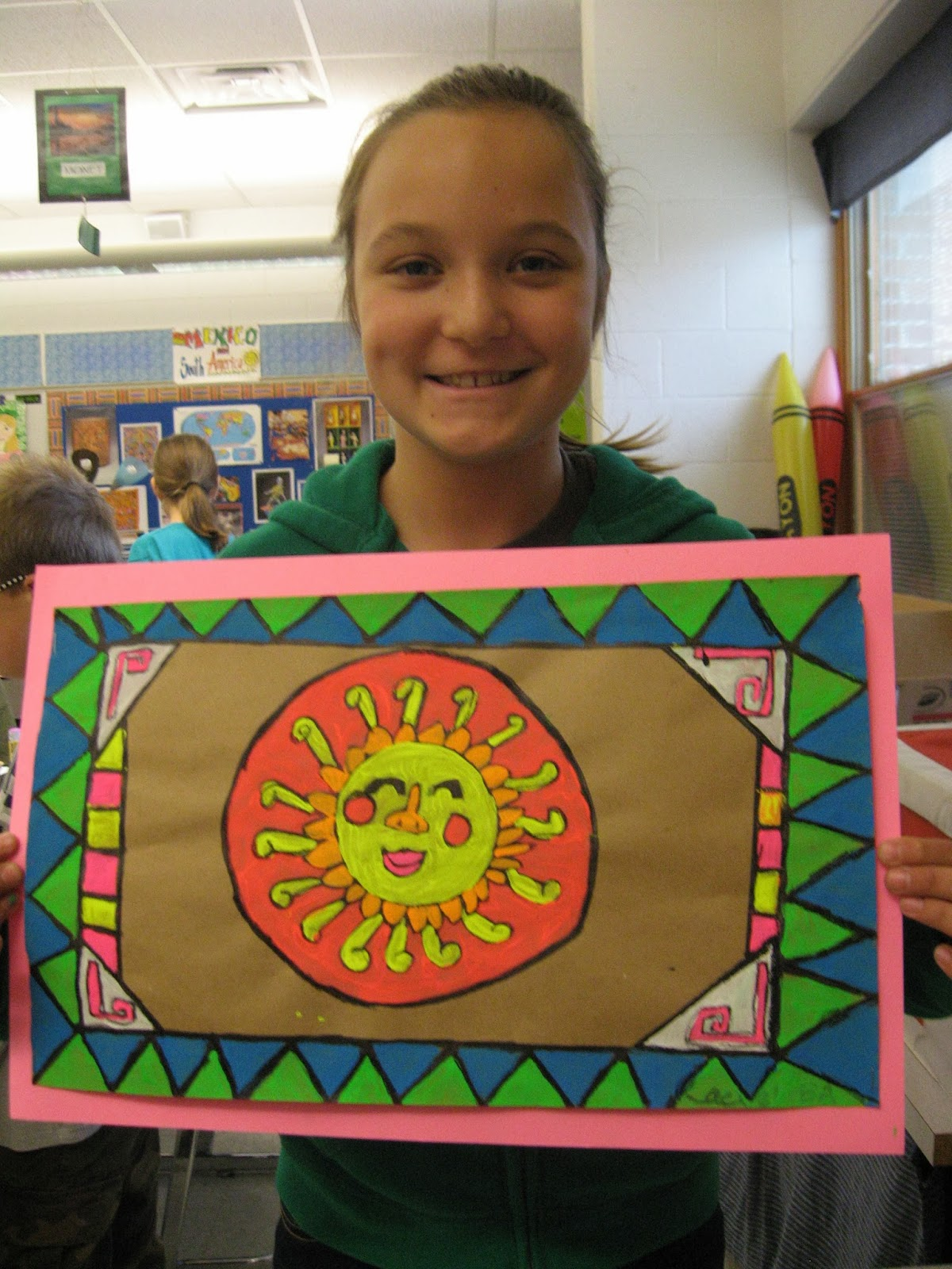 Jamestown Elementary Art Blog 5th Graders Report About