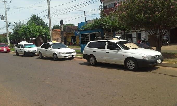 Parada de Taxi Nº 7 - Boulevard.