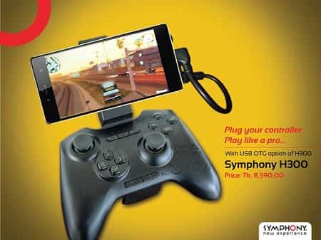 Symphony Xplorer H300 Smartphone