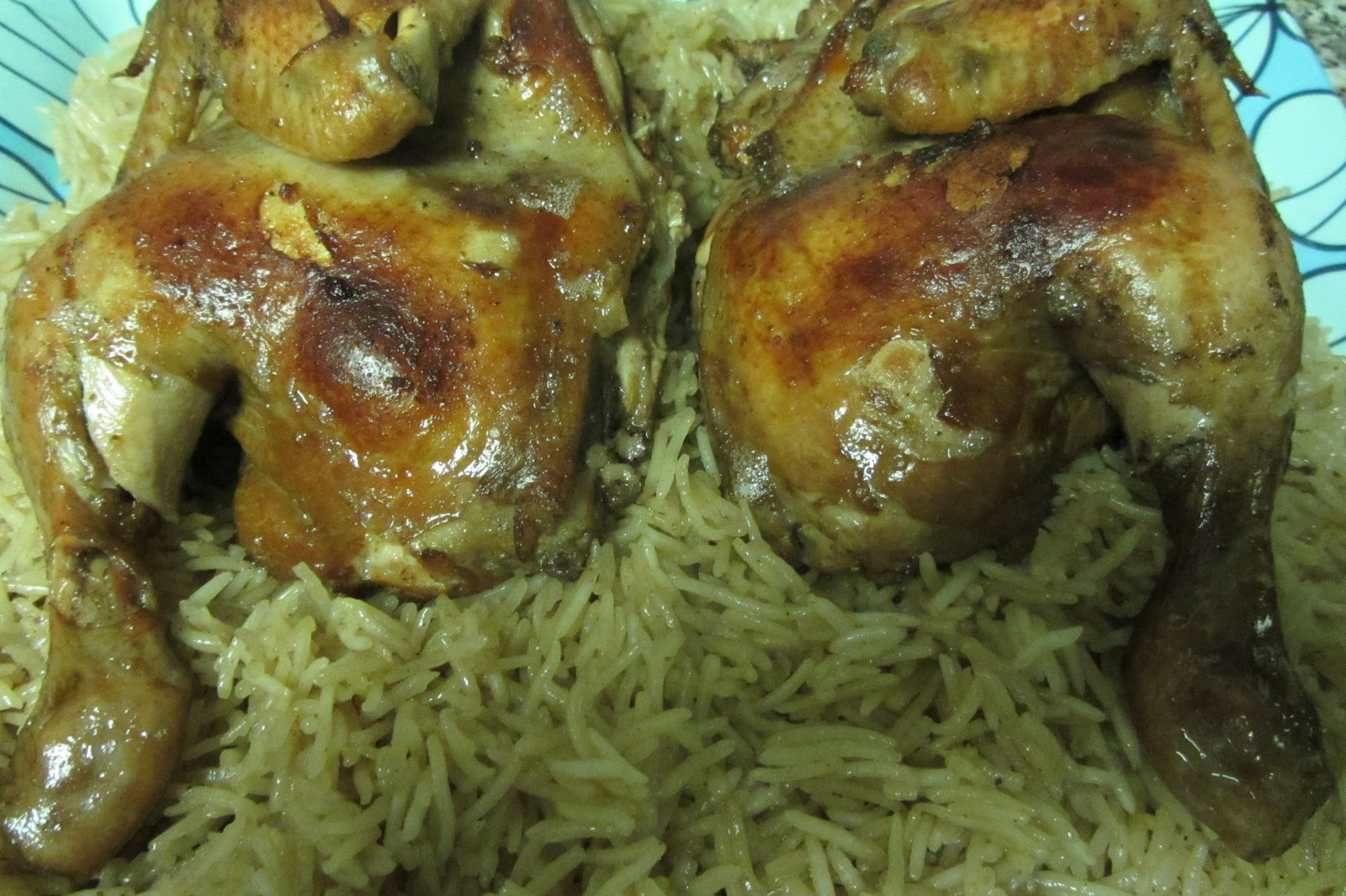 Easy cooking mandi middle eastern dish of rice forumfinder Choice Image