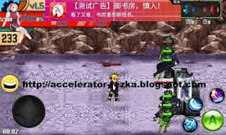 Naruto Senki Mod Ricky v2 Apk Terbaru