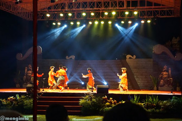 Gemerlap Borobudur International Arts and Performance Festival 2018