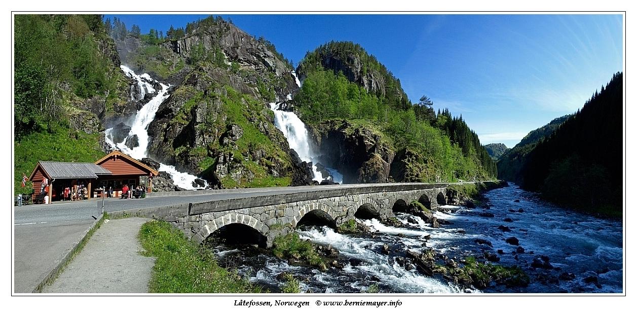 Reisebericht Fjordnorwegen Teil 1