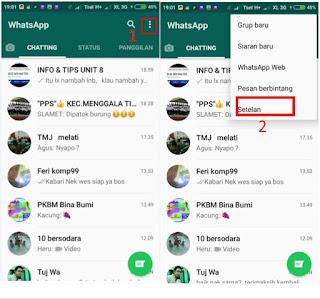 Cara Menghemat Kuota Internet Di WhatsApp