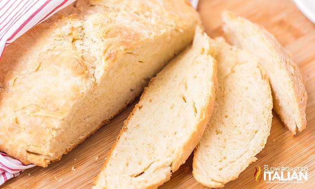Homemade No-Yeast Bread