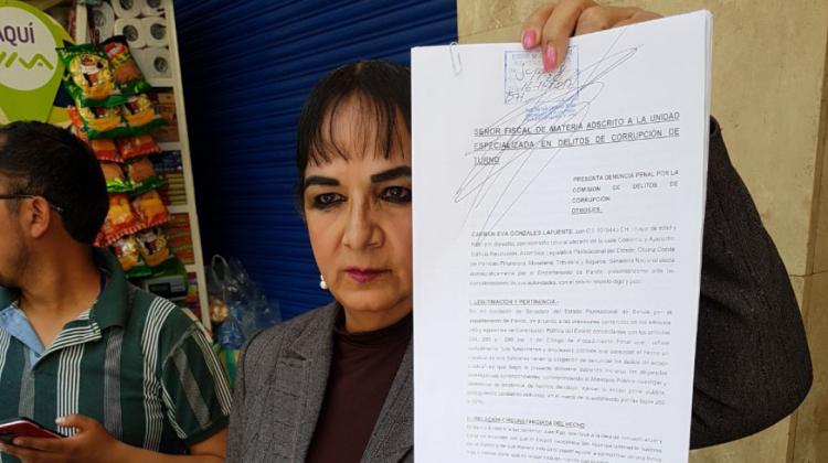 Gonzáles también activó interpelación al actual ministro del área Mario Guillén