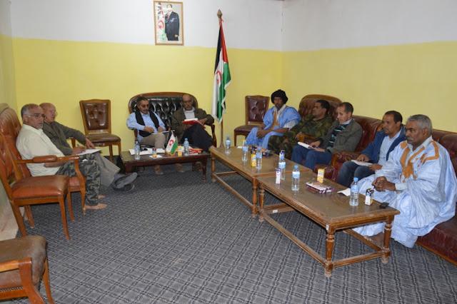 مكتب المجلس الوطني يعقد اجتماعا تحضيريا للمرحلة الثانية من الدورة الخريفية