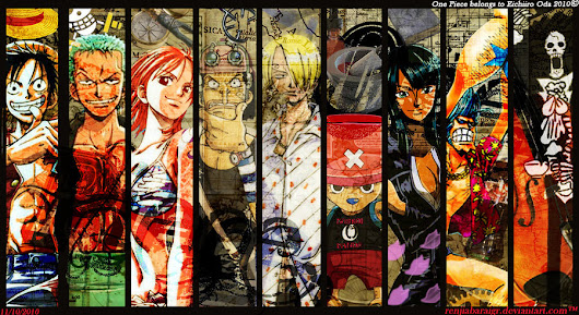Download One Piece Eps 1-600 Sub Indo ~ Poktiw