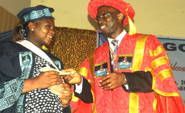 lasu best graduating student delivers baby
