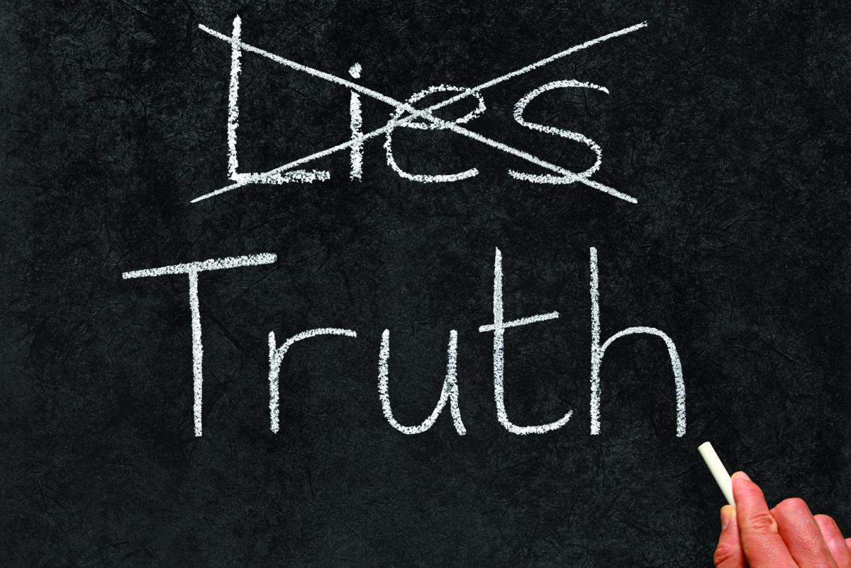 Five Lies People Tell about the Church