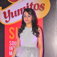 Hot Trisha latest pics at siima party