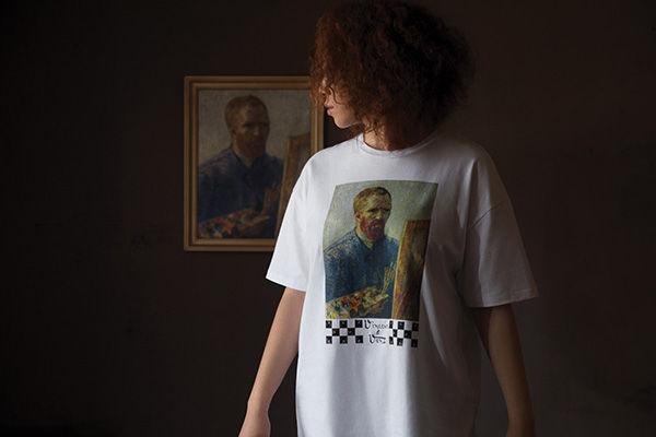 Carol Fernandes Blog Vans x Van Gogh