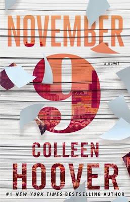 Resultado de imagem para november, 9 livro