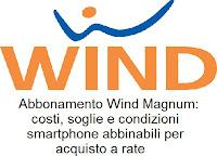 condizioni e costi abbonamento wind magnum