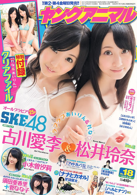 Hot girls Japan porn magazine cover 2012 collection 13