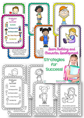 Strategies for Success - mini posters