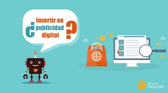 Publicidad digital, banner, email