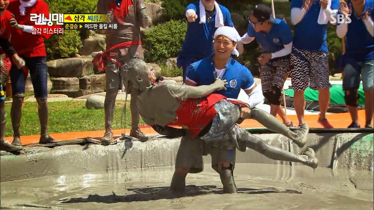 Image of: Ji Hyo The Similiarities Between These Three Episodes Are a More Than One Guests Or Many Participants b No Name Tag Elimination Dont Walk Run Most Memorable