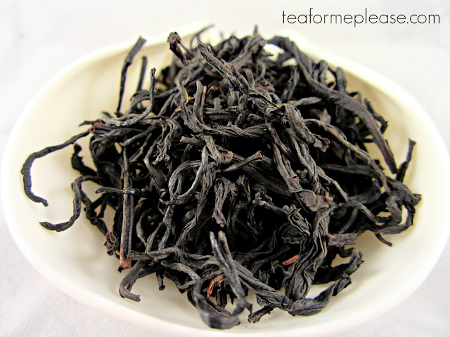 The Jade Leaf Red Jade #18 Black Tea Summer 2015