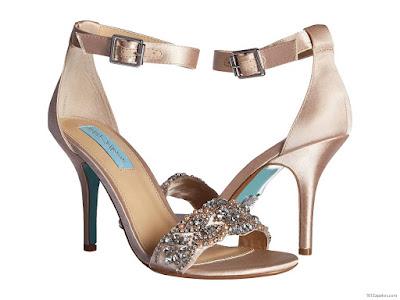 Sandalias de Moda Altas