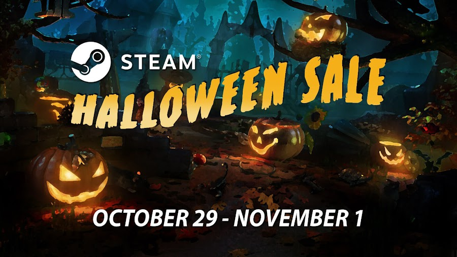 steam halloween sale 2018 games