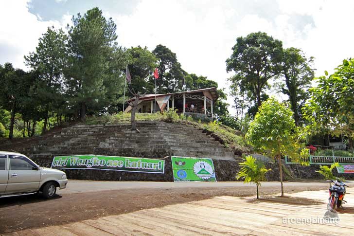 watu pinawetengan minahasa sulawesi utara