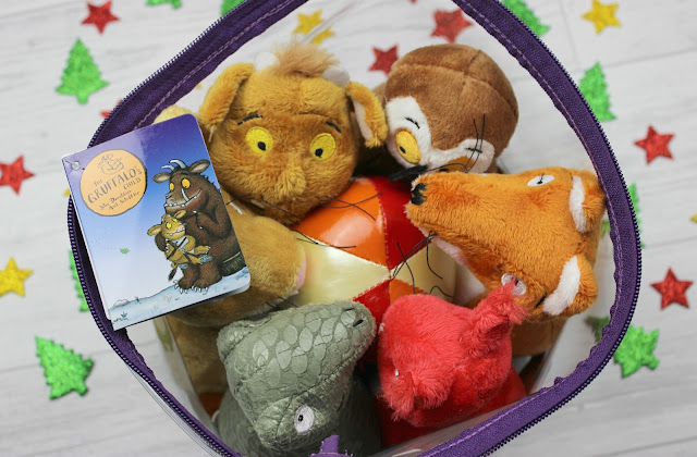A review of The Gruffalo's Child Plush Skittles Set