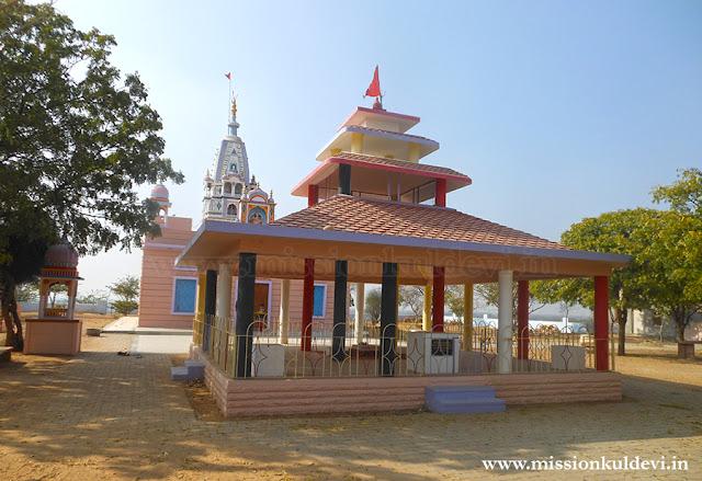 Khinwaj Mata Temple Kathoti (Nagaur)