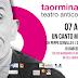 """AL TEATRO ANTICO DI TAORMINA """"UN CANTO MEDITERRANEO"""""""