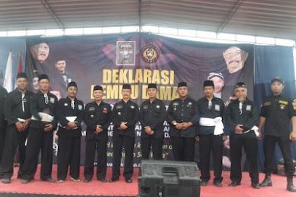 PSHT Solo Raya Dukung Pemilu Damai