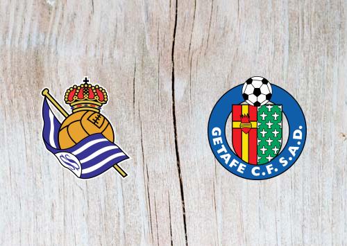 Real Sociedad vs Getafe  - Highlights 28 April 2019