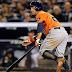 #MLB: José Altuve remolca dos, Astros blanquean Angelinos