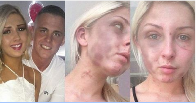 The world is terrified when he learns why this man beats his girlfriend