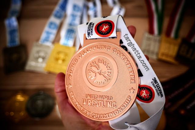 medaglie per premiazioni sportive
