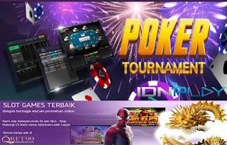 Judi Turnamen Poker Online QBet99