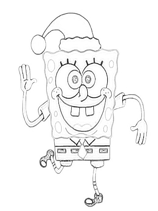 The Holiday Site SpongeBob SquarePants