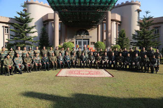 IMBEX 2018-19 begins at Chandimandir Military Station