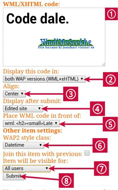 Wapka-website-all-automatic-latest-update-codes