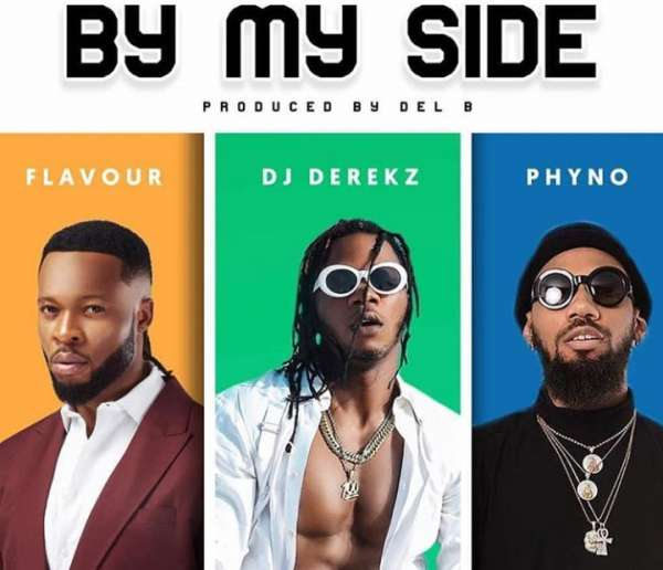 Download New Music: Flavour x DJ Derekz x Phyno – By My Side