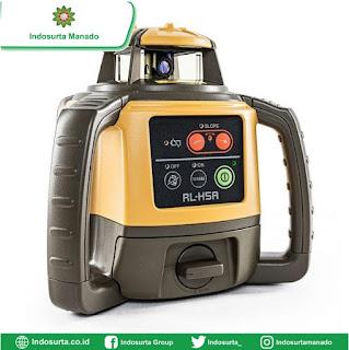 Jual Rotating Laser Topcon RL-H5A Di Manado | Gorontalo | Palu