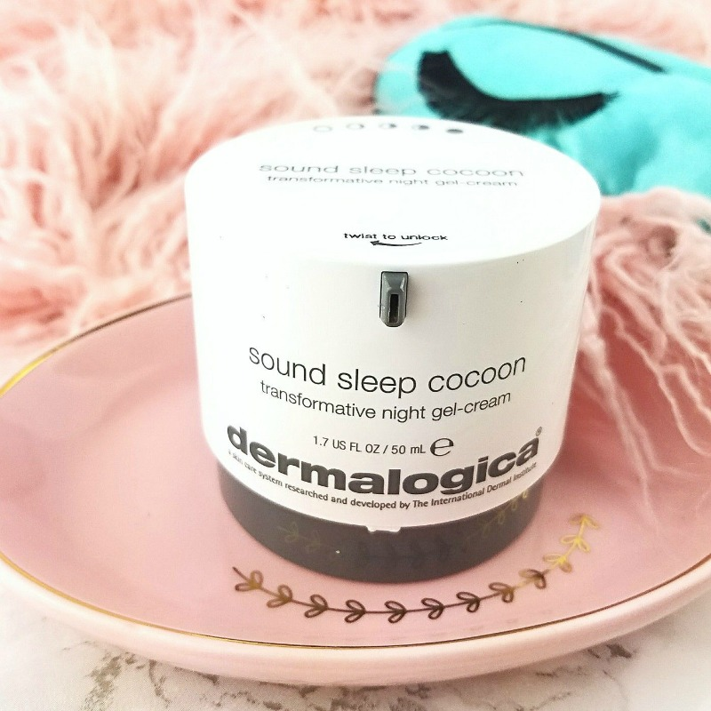 My Three Current Favorite Night Creams for Dry/Maturing Skin | Save - Spend - Splurge Dermalogica Sound Sleep Cocoon